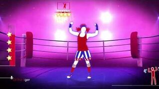 Eye of the Tiger - Just Dance 2017