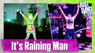 It's Raining Man Megastar Just Dance 2019 (Unlimited)