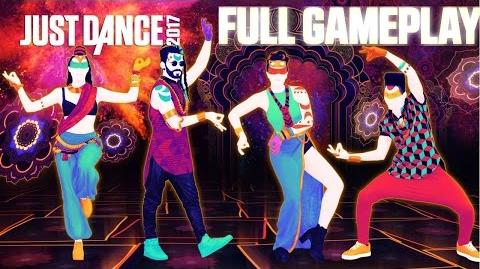 Just Dance 2017 - Lean ON - BGS Full Gameplay