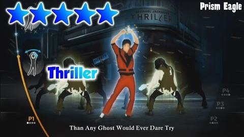 Michael Jackson The Experience - Thriller - 5 Stars