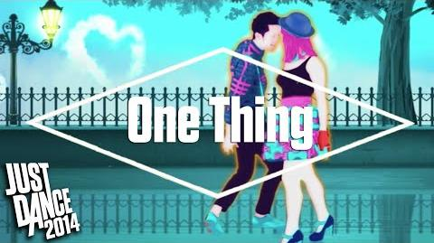 One Thing - One Direction Just Dance 2014