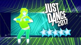 Acceptable in the 80s - Just Dance 2017