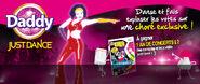 DaddyCoolContest promo banner 2