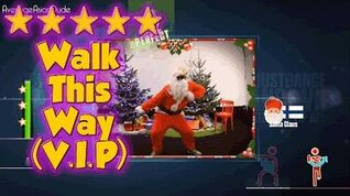 Just Dance 2015 - Walk This Way (Santa Claus) - 5* Stars