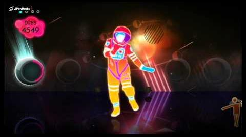 Just Dance 2 Extra Songs Pump Up The Volume M A R R S (DLC JD2)-(Solo) 5*