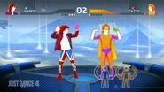 Just Dance 4 New feature the Battle mode