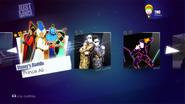 Princeali jd2014 menu