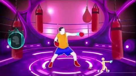 Boxer - Just Dance 2017