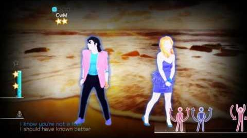 Careless Whisper - Just Dance Wii U