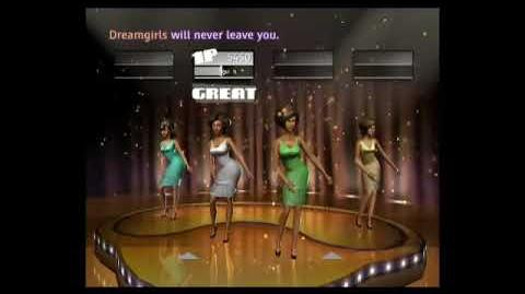 Dreamgirls - Dance on Broadway (Wii)