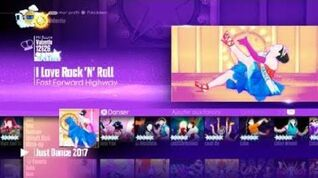 I Love Rock 'N' Roll - Just Dance 2017