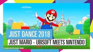 Just Mario - Just Dance 2018 Gameplay Teaser (UK)