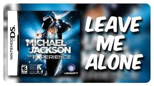 Michael Jackson The Experience (Nintendo DS) - Leave Me Alone (Hard)