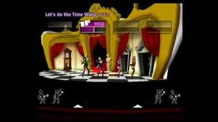 Time Warp - Dance on Broadway (Wii)