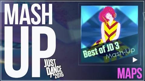 Just Dance 2015 - Maps - MASH-UP -Best of JD3- - 5 Stars