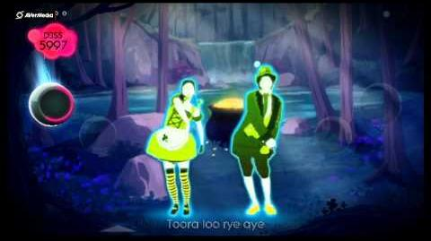 Just Dance 2 Come on Eileen, Dexy's Midnight Runners (Duo) 5*