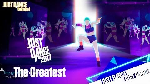 Just Dance Unlimited - The Greatest