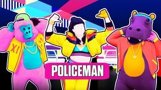 Policeman - Just Dance 2020
