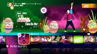 Take On Me - Just Dance 2018