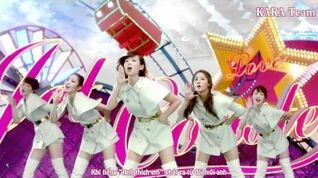 Vietsub MV KARA - Jet Coaster Love 360Kpop