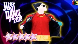 Just Dance 2018 Sugar Dance - 5 Megastars