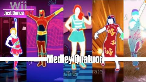 Just Dance Wii 2 - Dance Crew Medley