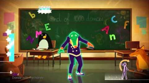 Land Of 1000 Dances - Wilson Pickett - Just Dance Unlimited-0