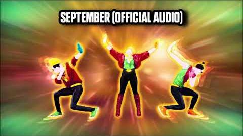 September (Official Audio) - Just Dance Music