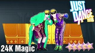 24K Magic - Just Dance 2018