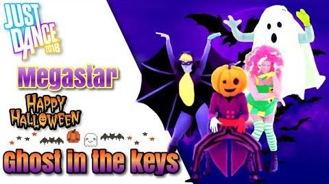 Ghost In The Keys - Just Dance 2018