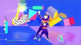 Just Dance 2017 Daddy (alternate) 5 stars