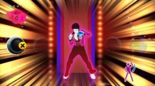 Just Dance 2 It's Not Unusual by Tom Jones HQ Choreography