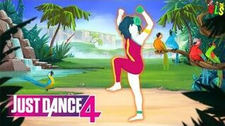 Just Dance 4 Sweat Around The World - Sweat