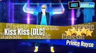 Kiss Kiss - Prince Royce Just Dance 2015