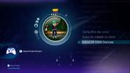 Athousanddances jd3 menu xbox