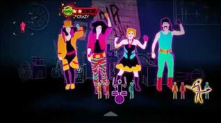 Just Dance 3 I Was Made For Lovin You