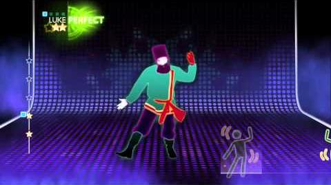 Just Dance 4 Dance Mash-Up - Tribal Dance (First Time 5 Stars)-0