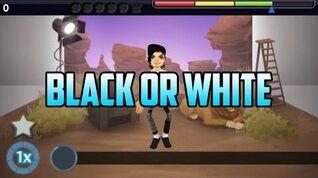 Michael Jackson The Experience PSP - Black Or White