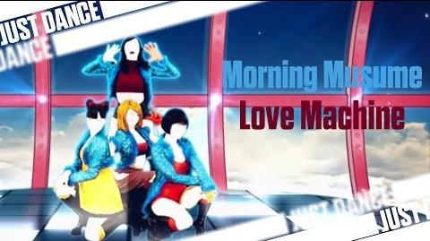 Morning Musume - Love Machine Just Dance Wii U-0