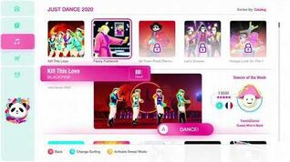 Fancy Footwork - Just Dance 2020 (Demo)