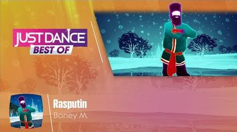 Rasputin - Just Dance Best Of