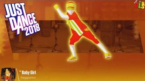 Baby Girl - Just Dance 2018