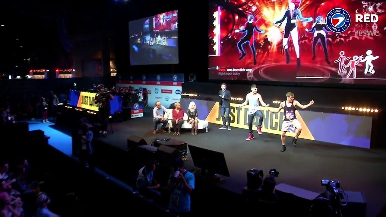 ESWC PGW 2015 Just Dance World Cup - Group B finals (FR)