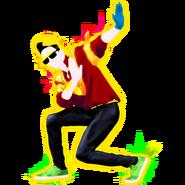 Item gamemode justdance coach 2