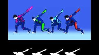 Just Dance 2015 Masked Extraction Best Song Ever