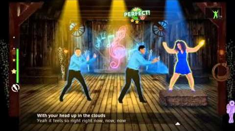 Just Dance Disney Party 2 You Me and the Beat-0