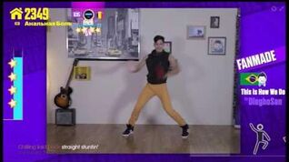 Just Dance Now - This Is How We Do Fanmade (Diegho San) - Katy Perry