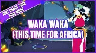 Waka Waka (This Time For Africa) (Kids Mode) - Gameplay Teaser (US)
