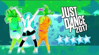 5☆ stars - PoPiPo - Just Dance 2017 - Kinect