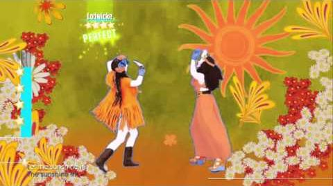 Aquarius Let the Sunshine In - Just Dance 2016